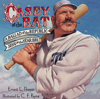 CASEY AT THE BAT POETRY COMPREHENSION ANALYSIS: ENGAGE NEW