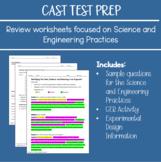 CAST Test Review Bundle