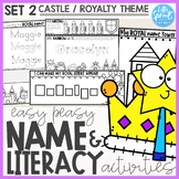 FLASH DEAL!!  CASTLE/ROYALTY THEME ● SET 2 ● Easy Peasy Na