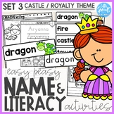 FLASH DEAL!!  CASTLE/ROYALTY THEME ● SET 3 ● Easy Peasy Na