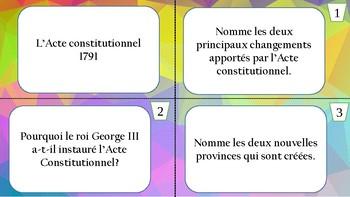 CAT - Acte constitutionnel 1791