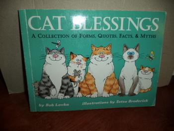 CAT BLESSINGS ISBN  1-889540-88-9