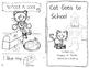 CAT GOES TO SCHOOL