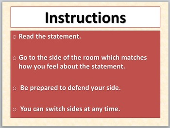 CATCH-22 - Agree or Disagree Pre-reading Activity