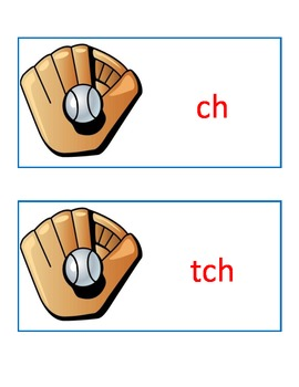 """CATCH! A Word Sort for Reading and Spelling Words with Final """"ch"""" and """"tch"""""""