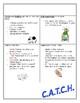 CATCH Document