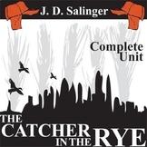 THE CATCHER IN THE RYE Unit Plan - Novel Study Bundle - Li