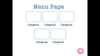 CATEGORIES - Power Point