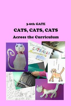 STEAM STEM CATS, CATS, CATS Across the Curriculum for GATE