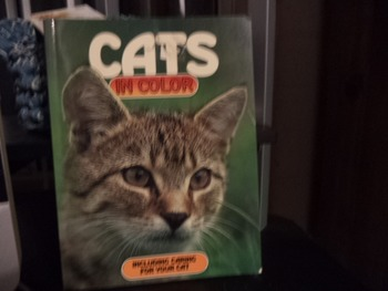 CATS IN COLOR ISBN 0-86178-144-9