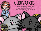 CONTRACTIONS:  A Purr-fect Write Around the Room Game