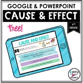CAUSE AND EFFECT ACTIVITIES | GOOGLE PRACTICE | DISTANCE LEARNING