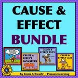 CAUSE & EFFECT BUNDLE • GRADES 3–5