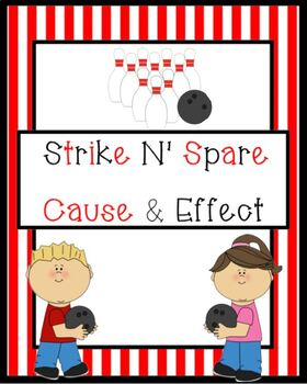 CAUSE and EFFECT Strike N' Spare SMARTBOARD