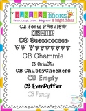 CB Personal and Commerical Fonts Bundle
