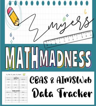 CBAS & AIMSWeb Data Tracker