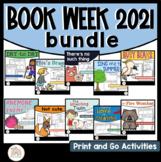CBCA Book Week 2021 Bundle | Print and Go Worksheets