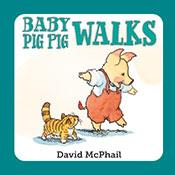 Baby Pig Pig Walks