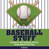Book of Baseball Stuff