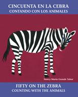 Cincuenta en la cebra: contando con los animales / Fifty o