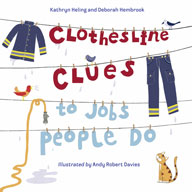 Clothesline Clues To Jobs People Do