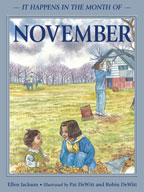 It Happens in the Month of November