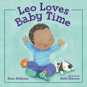 Leo Loves Baby Time  (eBook)