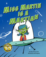 Ms. Martin is a Martian