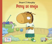 Percy se enoja/Percy Gets Upset (Spanish Language Edition)