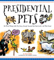 Presidential Pets: Animals That Have Lived In The White House