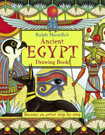 Ralph Masiello's Ancient Egypt Drawing Book