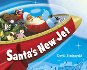 Santa's New Jet