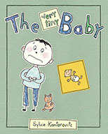 The Very Tiny Baby  (eBook)