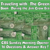 """CBS Sunday Morning: Traveling with """"The Green Book"""" during the Jim Crow Era"""