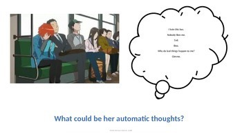 CBT; Automatic Thoughts; Thought changing exercise