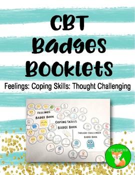 CBT Badges Booklets