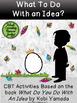 CBT Bibliotherapy Problem Solving Bundle Based on Books by Kobi Yamada