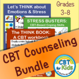 CBT Counseling Bundle: Cognitive Behavioral Support for Young Hearts and Minds