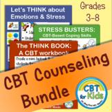 CBT Counseling Bundle: Cognitive Behavioral Support for Yo