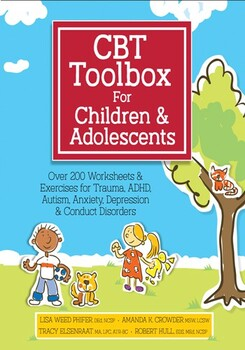 Free Worksheets from CBT Toolbox for Children and Adolescents | TpT