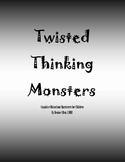 CBT Twisted Thinking Monsters