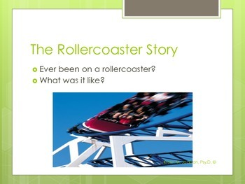 CBT for Anxiety: The Rollercoaster Story