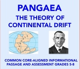 Alfred Wegener: Pangaea and Continental Drift