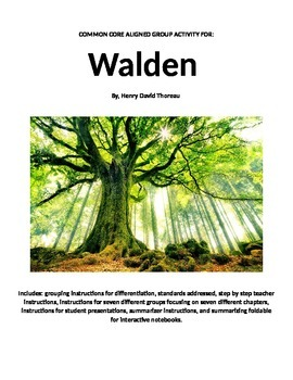 CC Aligned Walden Group Assignment with Interactive Notebook Summarizer