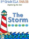 Third Grade Reading, Language, Writing- Unit 2B, The Storm