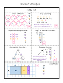 CC Division Strategies for 3 by 1 Division (7 Strategies)