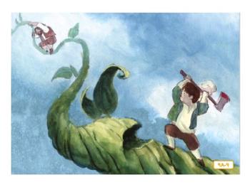 CC EngageNY Grade 1 Jack and the Beanstalk Part 2
