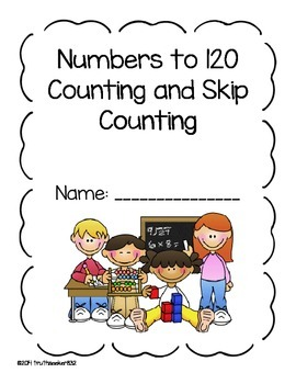 CC Math Practice: Counting and Skip Counting to 120