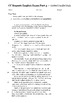 Common Core Regents ELA Exam Part 3 Text-Analysis Guided Parallel Task