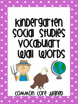 Social studies vocabulary word wall teaching resources teachers cc social studies vocabulary word wall cc social studies vocabulary word wall fandeluxe Gallery